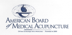 American Board of Medical Acupuncture